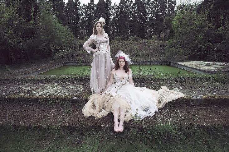 Photographer: Rod Gill Photography, Models: Courtney-Therese Lenoir & Georgina Spencer